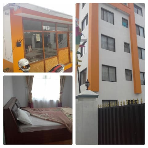 Ajima Guest House and Apartment - กาฐมาณฑุ - อพาร์ทเมนท์