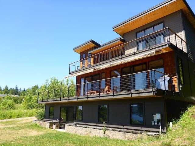 Northwest Modern House - Bellingham - Talo