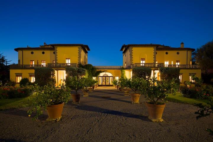 Villa Paradiso - Tuscany - Arezzo - Villa