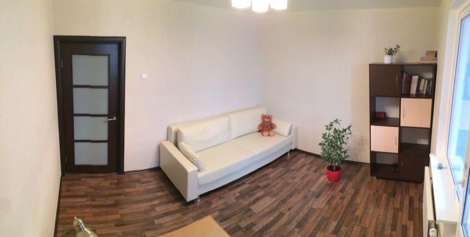 Комната в новом доме - Минск - Apartment