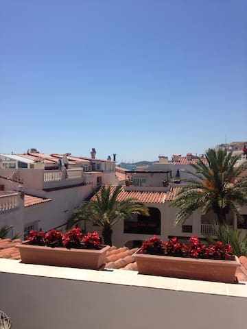 2 Bed Sitges Port Aiguadolc Beach