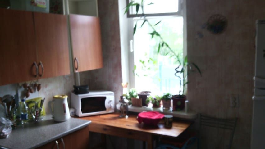 Сдам посуточно жилье рядом с г.Санкт-Петербург - Nikolskoye - Apartamento