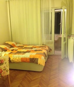 Affordable Room Attached Balcony - istanbul