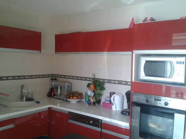 T3 de 68m² refait à neuf - Valence - Appartement en résidence