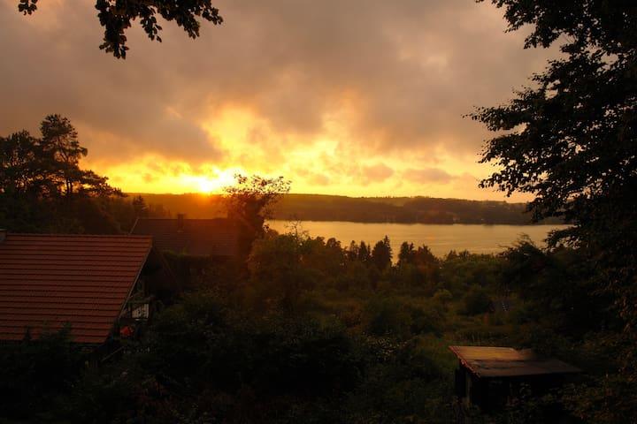 Naturparadies mit Seeblick - Herrsching - Casa