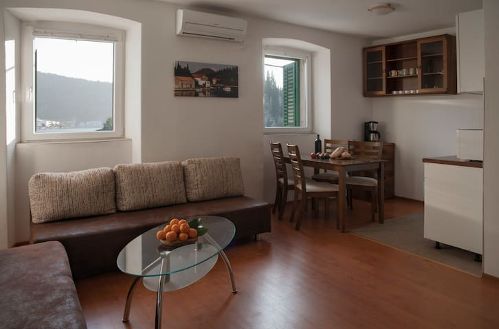 Comfortable apartments in Croatia. - Blace - Haus