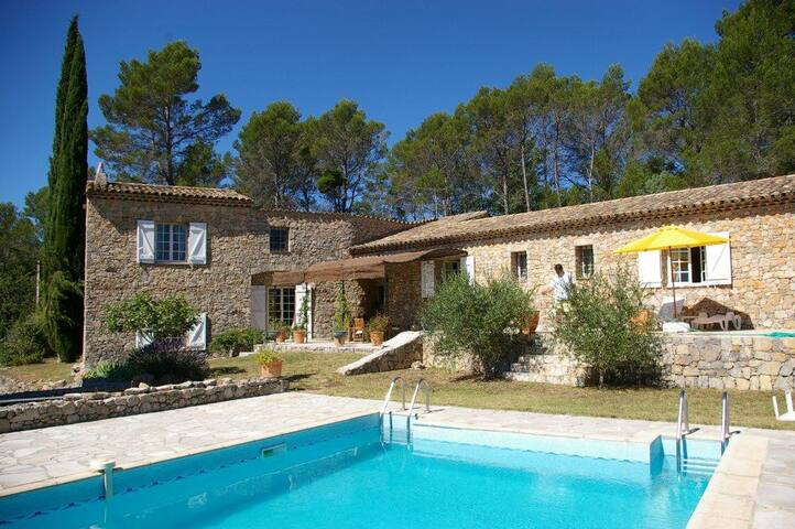 Villa between vineyards - Seillans - Villa