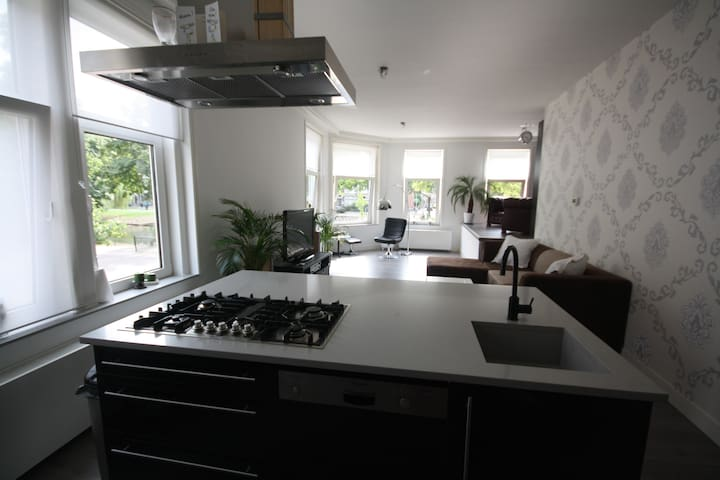 Luxurious apartment in City Center - Rotterdam - Byt