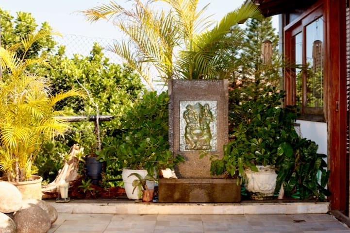 Fonte Ganesha de relax...