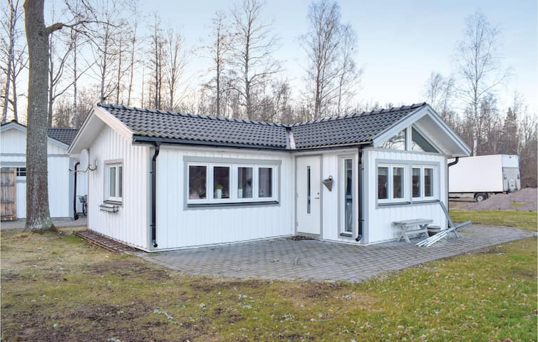 Holiday cottage with 1 bedroom on 50m² in Järnforsen