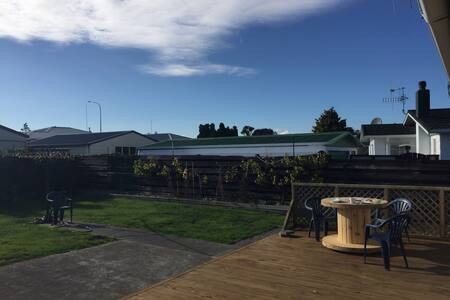 Cosy & close to Airport - Palmerston North