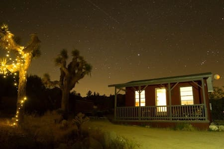 Joshua Tree Cabin. - Joshua Tree