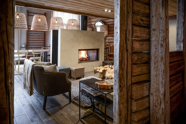 Chalet Design&Panoramique. 15pers