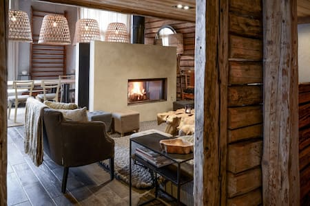 Chalet Design&Panoramique. 15pers - Hauteluce - Chalupa