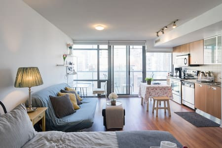 Comfort Stay Right in Downtown Toronto