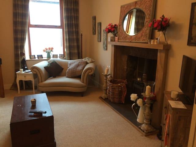Cosy, comfortable and welcoming 2 bed cottage