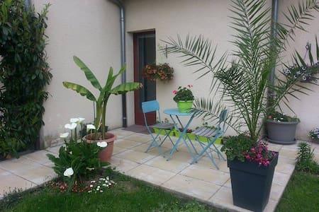 Logement  situé au pied de vulcania - Saint-Ours - Haus