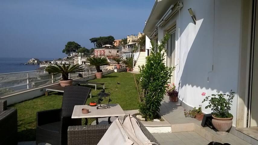 Villa in Marechiaro - Posillipo