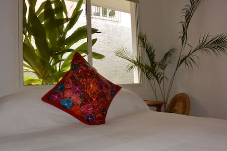 S. BestLocation. Cute PrivateRoom Walk everywhere! - Cancún - House