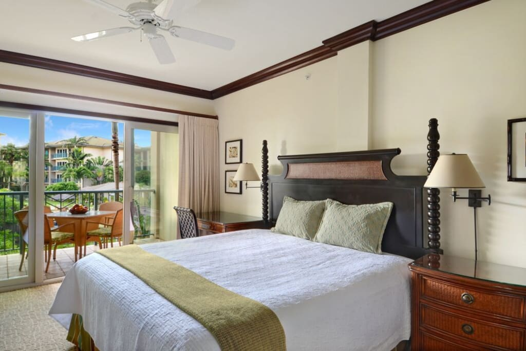 Master Suite 1, King Heavenly Bed