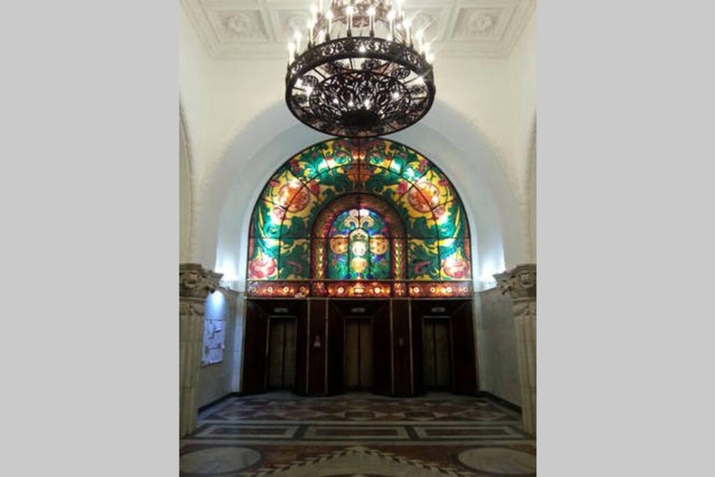 Lobby 1st floor