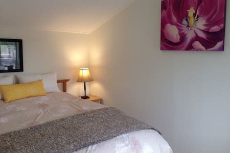 Luxury room 10min. from Ajax Arena and Ziggo Dome! - Abcoude - Huis