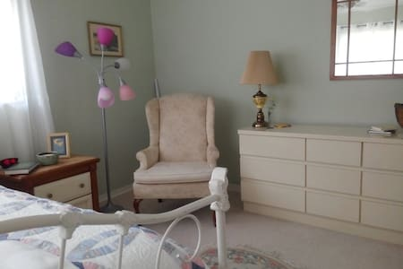 Delightful, comfortable room
