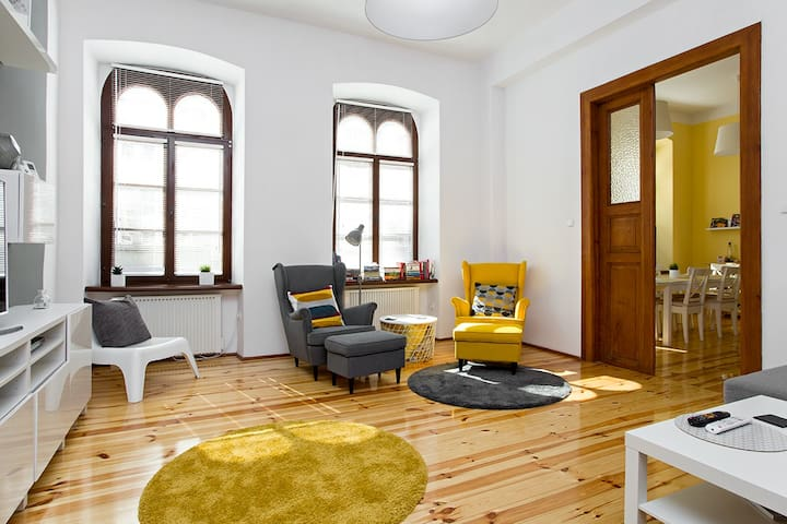APARTMENT 200m from RYNEK / UP TO 9 PEOPLE