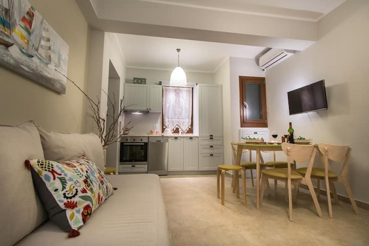 One-Bedroom Apartment with Sea View (Senior 2)