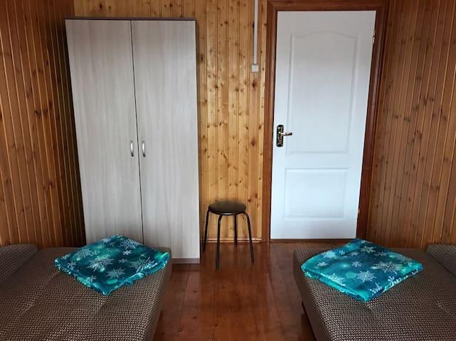 Комната  6 (на 2-х человек)