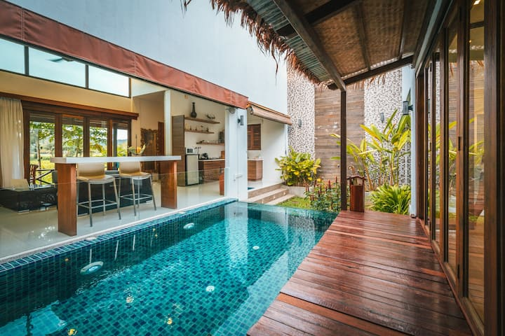 Executive Villa With Private Pool