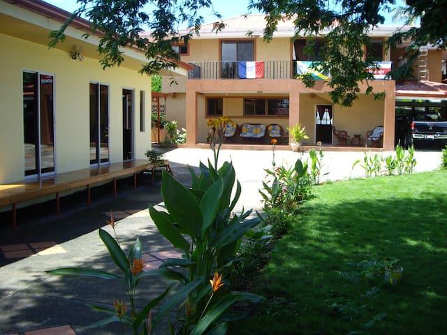 Quinta Camino de Santiago  Seaview and Balcony - Chacarita - Hus