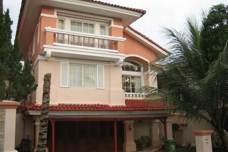 Jakarta-Bogor villa (Sentul City) - Bogor