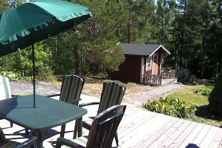 Cabin, close to Stockholm