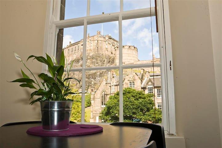 Stylish Castle View Apartment