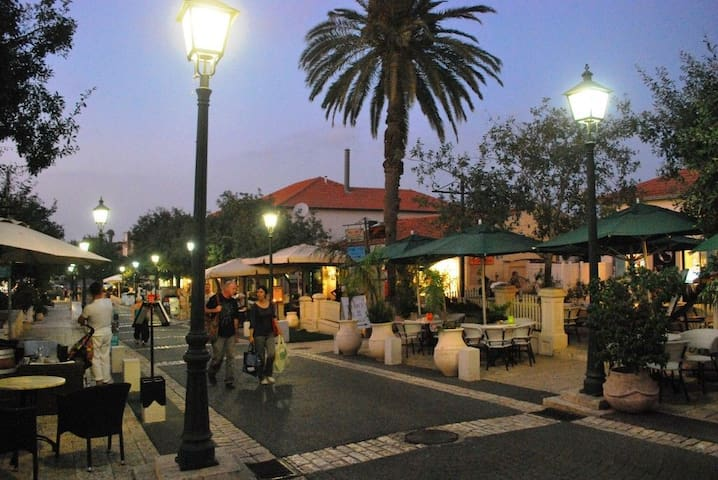 Cuzy&beautiful place in center of zichron yaakov