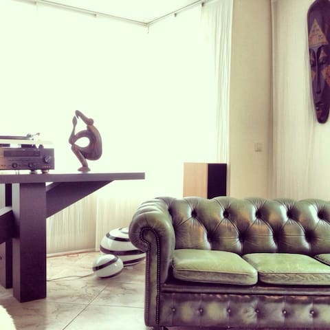 Peaceful zen house. Design interior - Purmerend - Hus