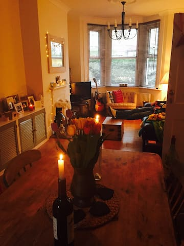 Charming 2 bed Victorian House - Enfield - House