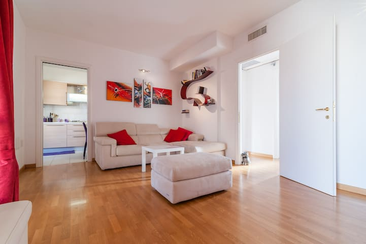 Flat in historical centre