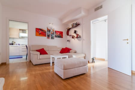Exclusive luxury renovated apartment with terrace
