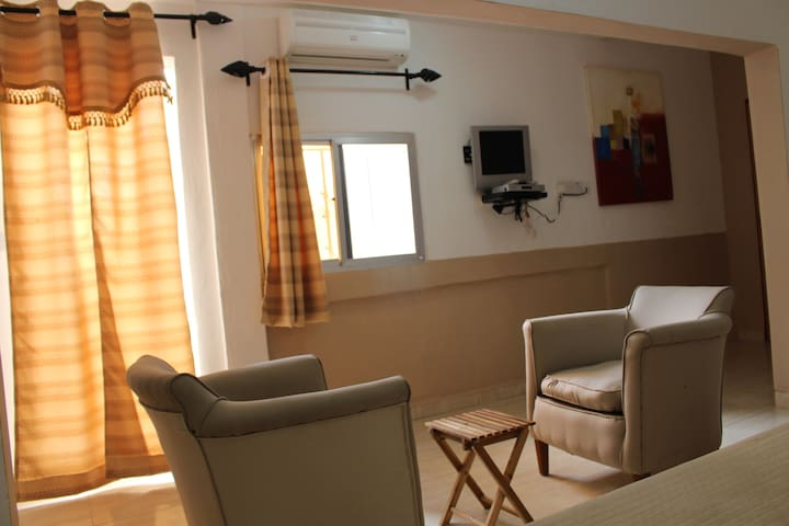Private Room with all basic needs