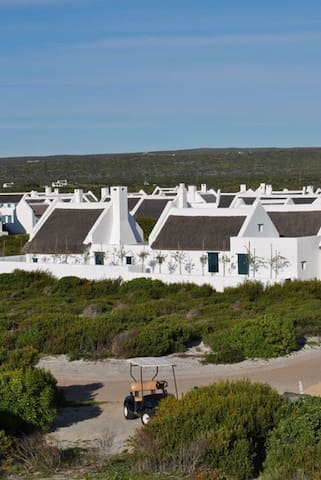 Fisherman Cottage for two - Struisbaai  - Andre