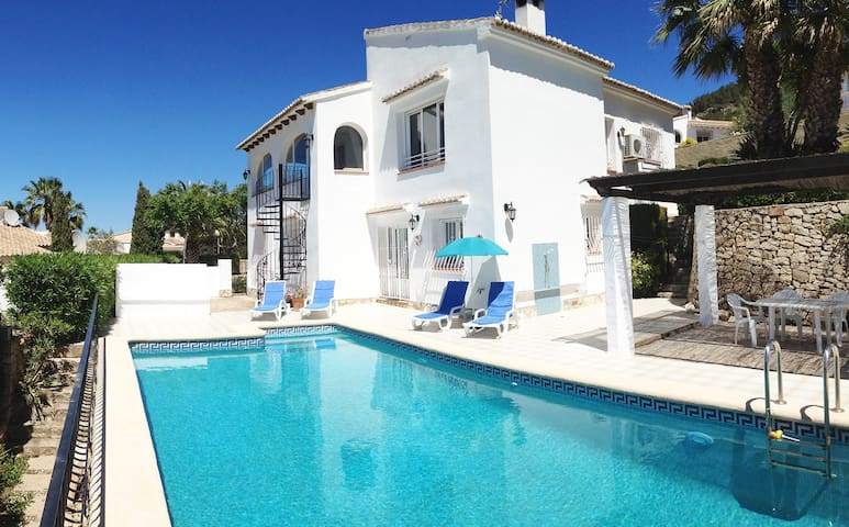 Apartment with FREE WIFI & Exclusive use of Pool - Benitachell - Apartamento