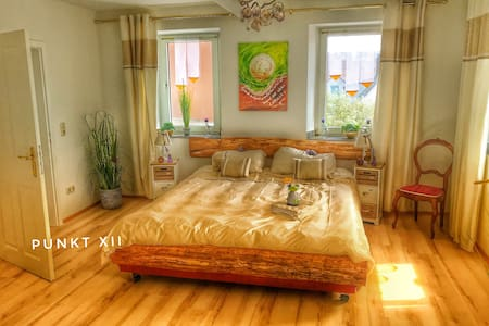 Elegantes Doppelzimmer mit eigenem Bad (WHG 8)