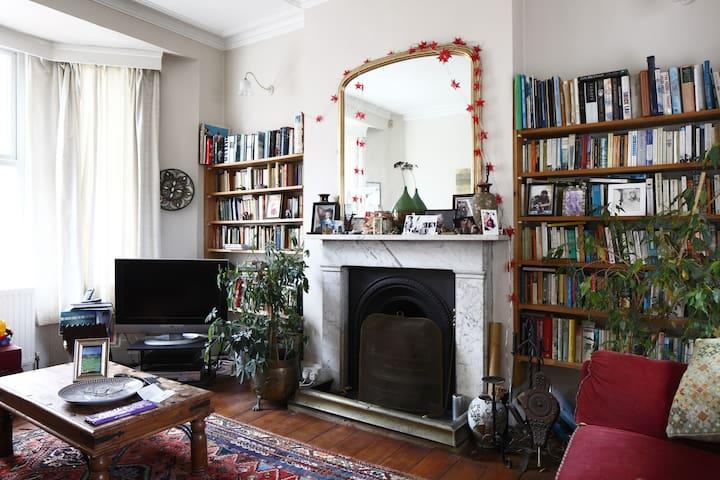 Regency fully-equipped family house - Brighton - Adosado