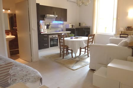 Studio Nice port with free parking - Nice - Daire