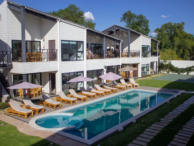 Sustainable Studio Villa for 4 people