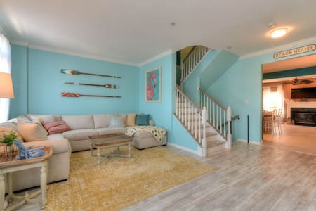 Spacious Luxury Bethany Beach House + linens