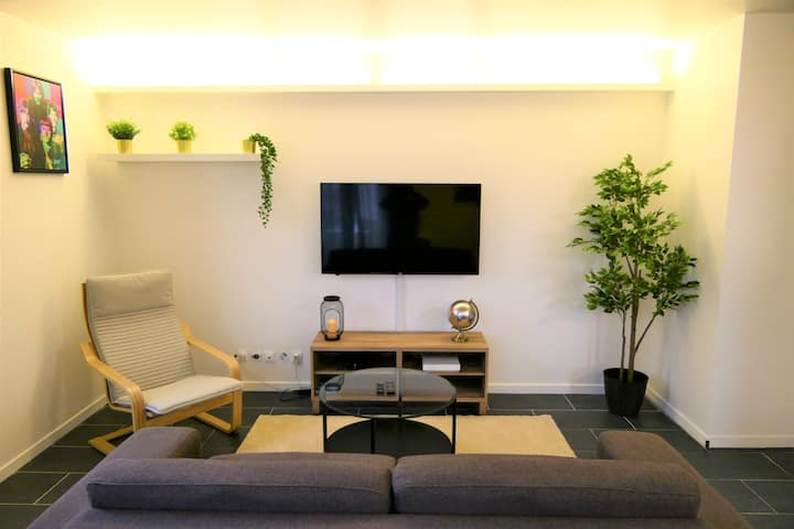 Evry-Courcouronnes : Appartement cosy avec hammam