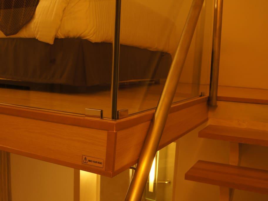 Loft Stair